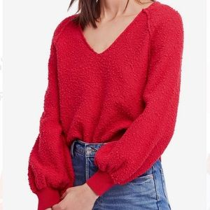 NWT Free People slouchy sweater